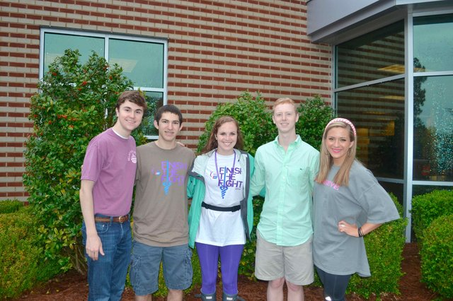 MBHS Seniors 2014