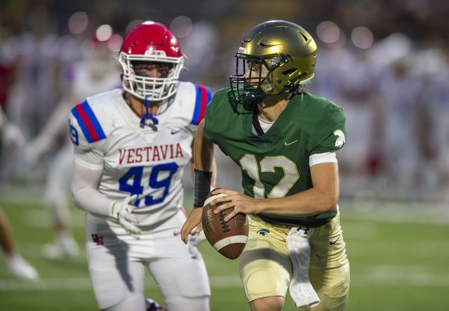 Mountain Brook vs. Vestavia Hills Football