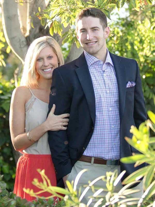 Mayer-Erickson engagement
