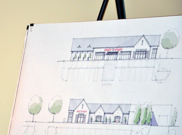 Piggly Wiggly Rendering
