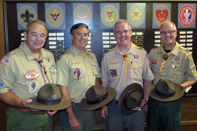 Boy Scout Troop 320 Scoutmasters
