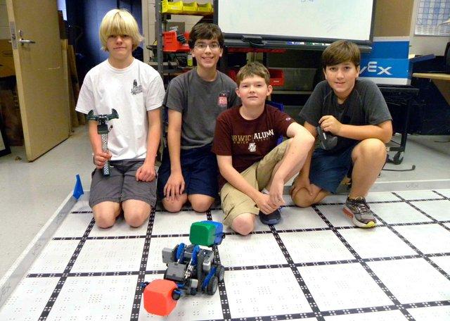 MBJH Robotics