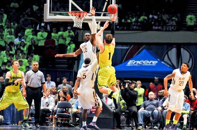 MBHS basketball