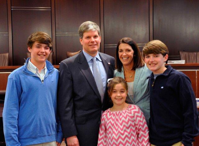 David Faulkner Family