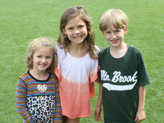 0512 POTD May 5: Caroline Gray, Grace Knight and Davis Gray