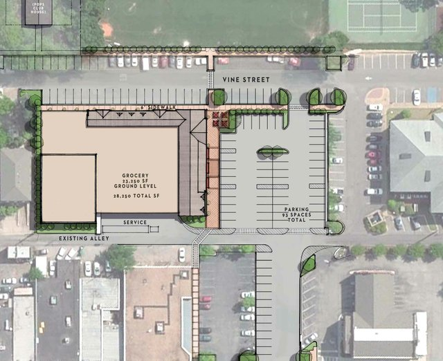 Piggly Wiggly Site Plan Nov. 24, 2014