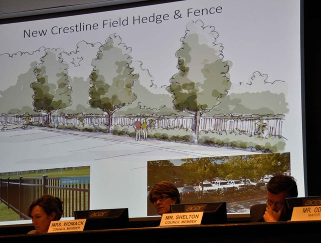 Pig Hearing Fence