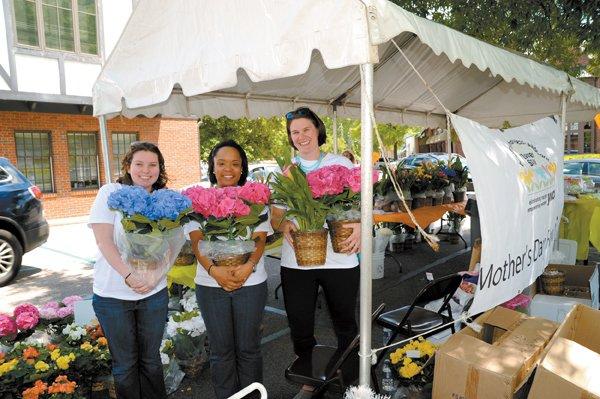 0512 YWCA Flower Sale