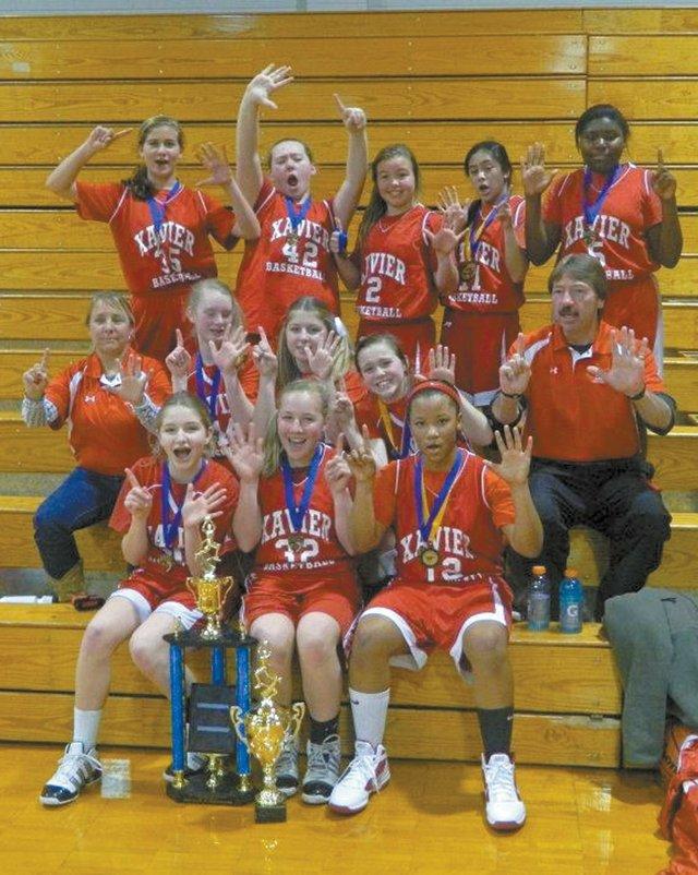0512 St Francis Xavier Basketball