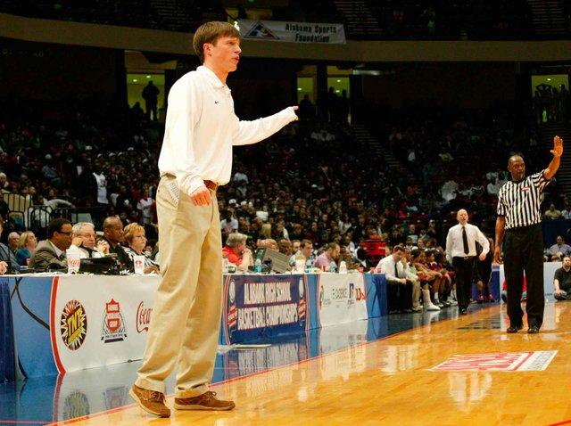 MBHS Basketball Bucky McMillan