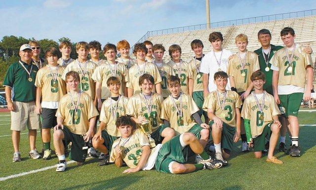 0612 U15 Boys Lacrosse State Chapions