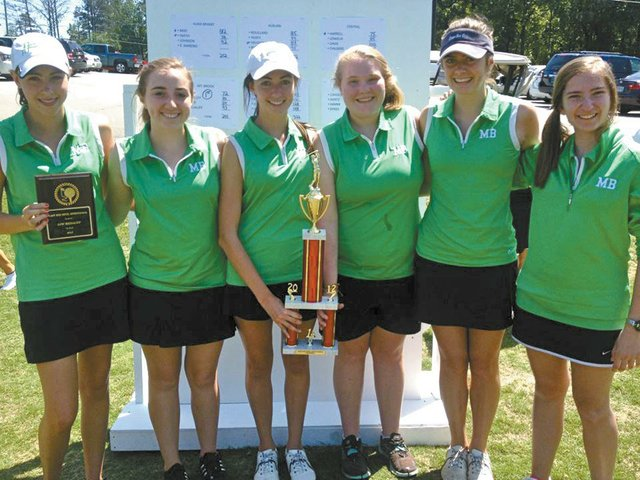 0612 MBHS Girls Golf