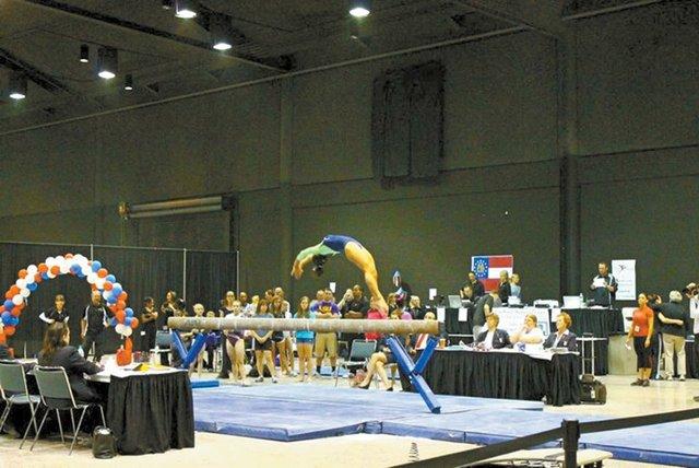 0612 MB Gymnastics