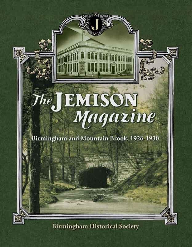 0612 JM A Jemison Magazine Book