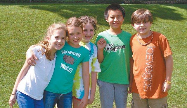 0612 BWF students enjoy new playground