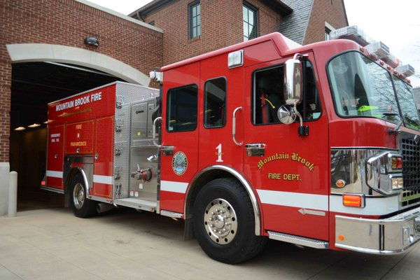 City Fire Department 4