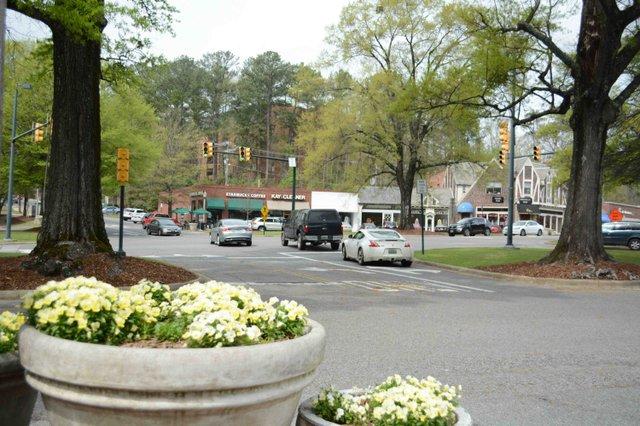 City Road Mountain Brook VIllage 3
