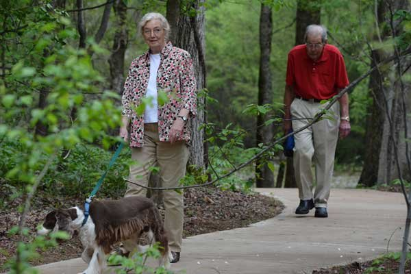 Cahaba River Walk Ribbon Cutting
