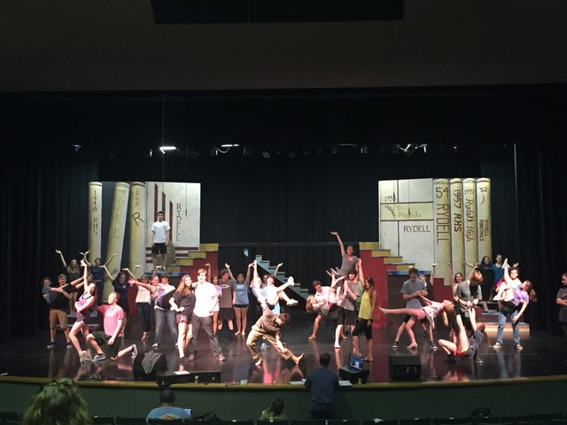 MBHS Grease