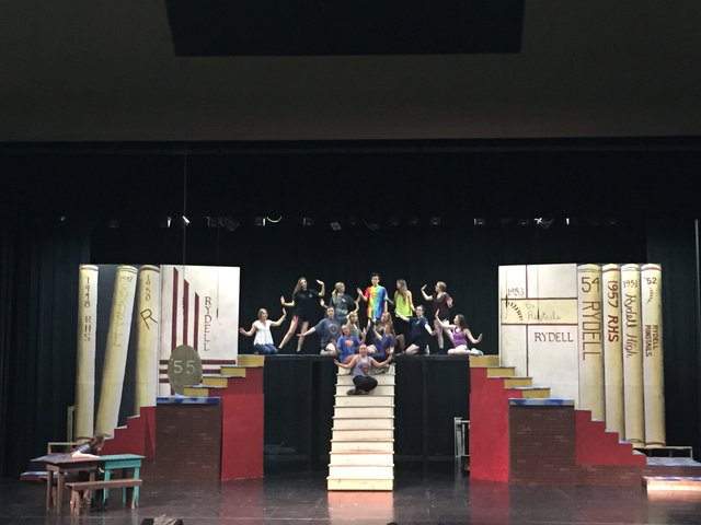 MBHS Grease 2