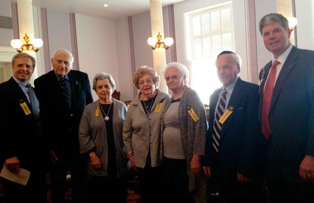 Holocaust Survivors Faulkner