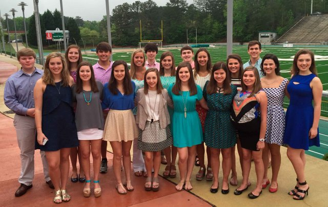 Leadership Mountain Brook 2015-16
