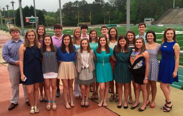 Leadership Mountain Brook 2015-16