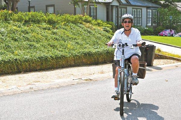 Adieu, Bike Lady