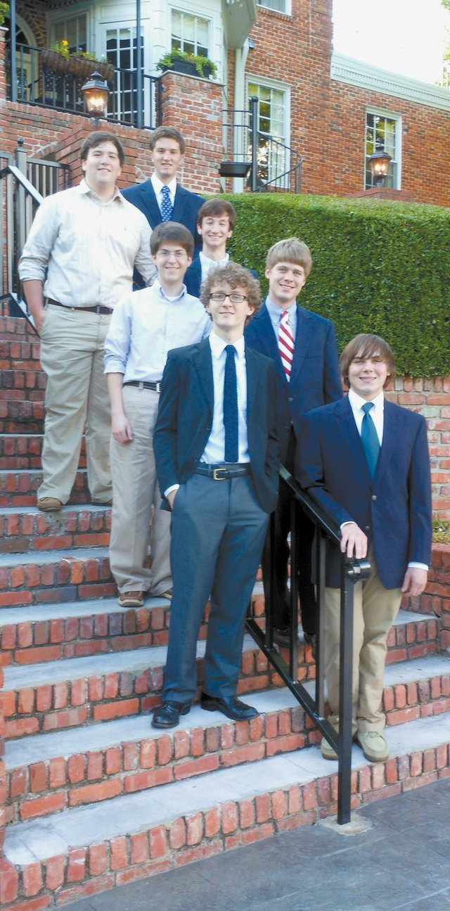 Students achieve Eagle Scout ranking