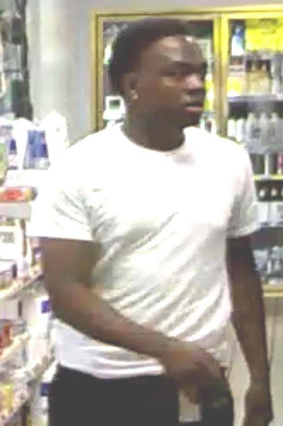 Office Park Robbery Suspect