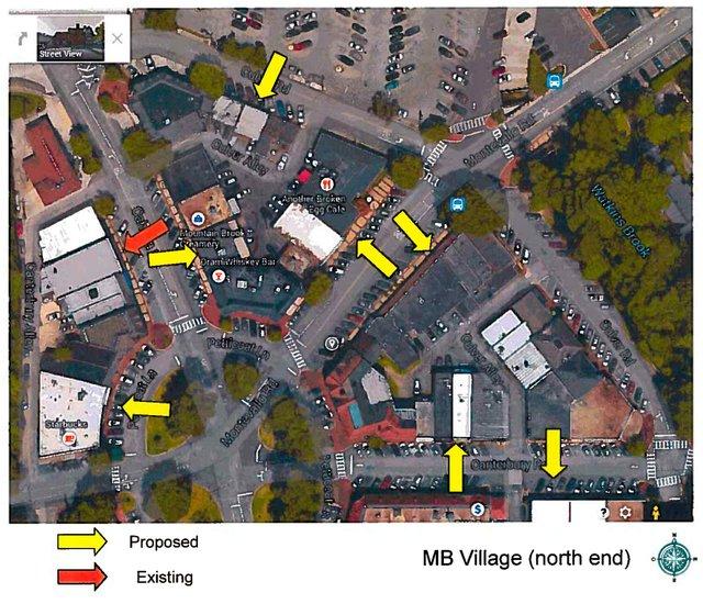 15 Minute Parking Mountain Brook Village