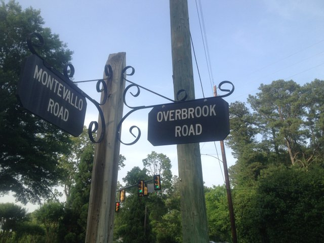 Montevallo Road Overbrook Road Intersection