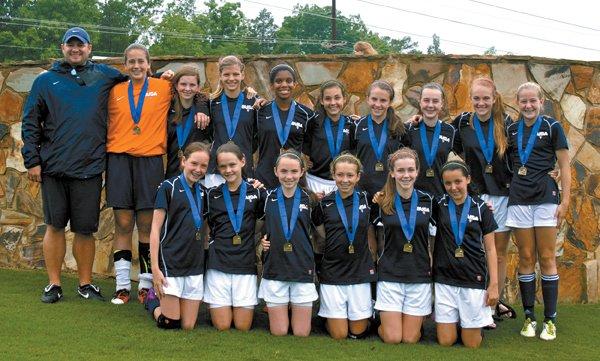 BUSA 99 United girls win championship