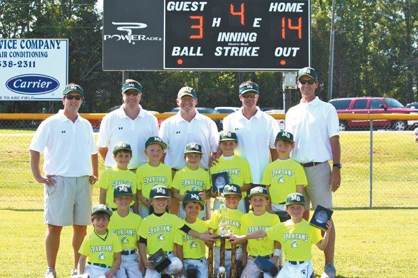 Mountain Brook 7U claims baseball title