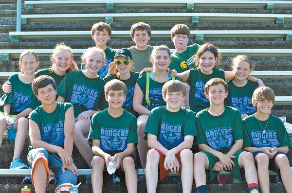 Elementary track meet returns