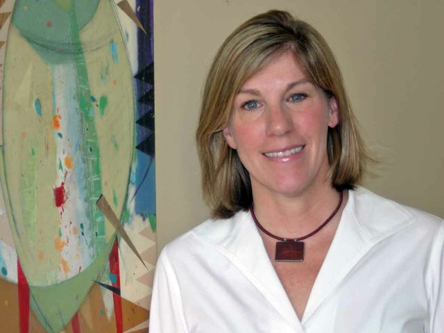 Amy Jackson, volunteer extraordinaire