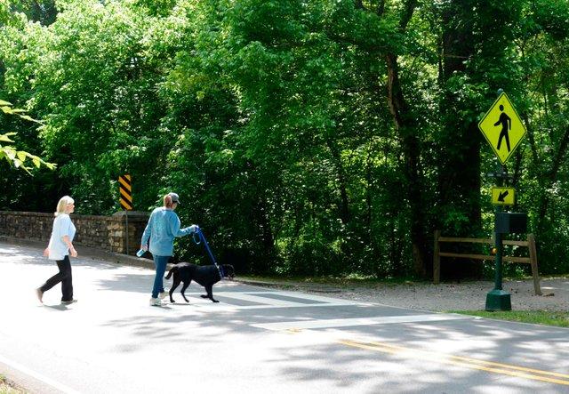 Jemison Trail Pedestrian Crossing