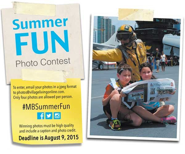 Village Living Summer Fun Photo Contest