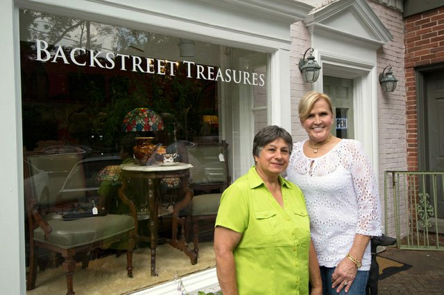 Backstreet Treasures