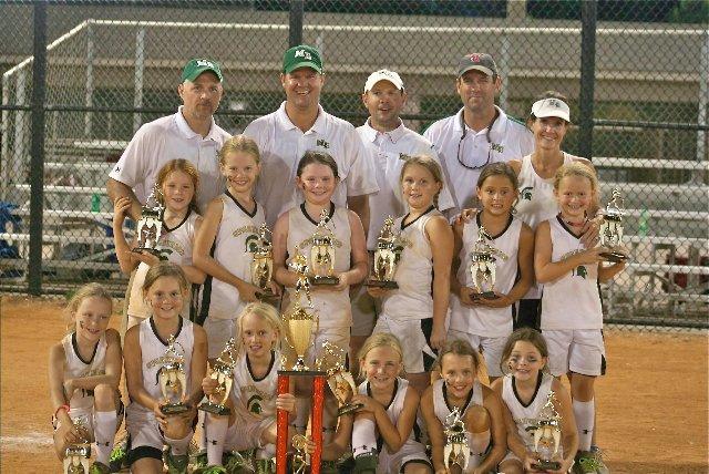 Mountain Brook Green Team Area Champions