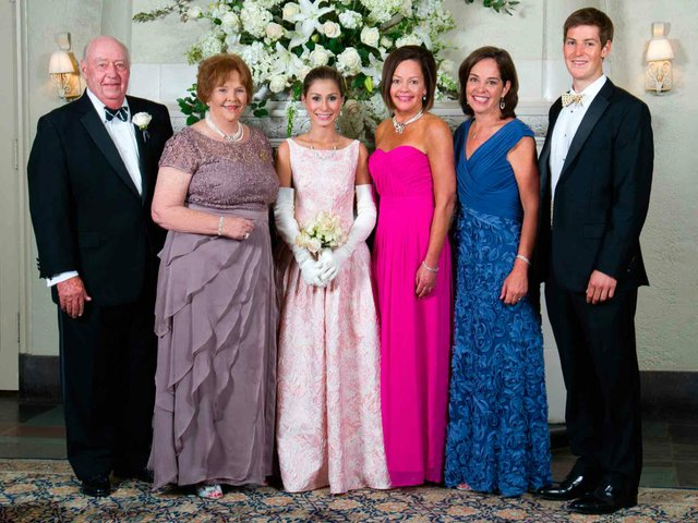 Ball of Roses 2015 Bentley Family