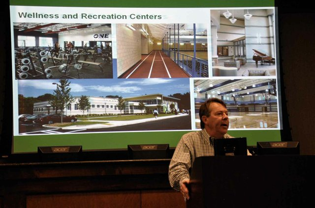 Parks and Recreation Public Meeting Master Plan