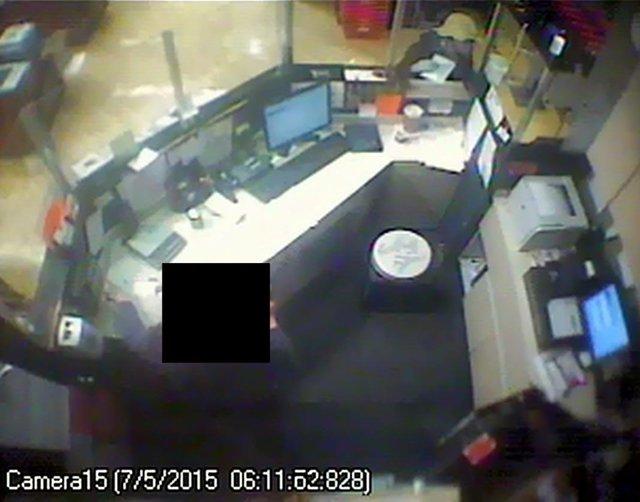 Western Supermarket Robbery