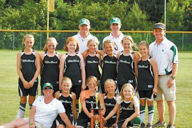 10U Softball wins metro