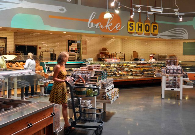 Whole Foods Renovations