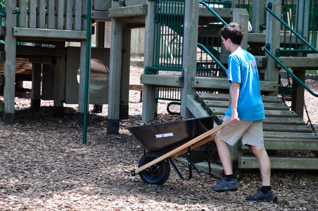 Tot Lot Playground Leadership Mountain Brook