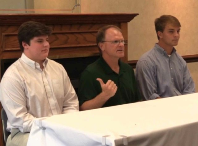 Mountain Brook Football Media Days Press Conference