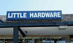 Little Hardware storefront