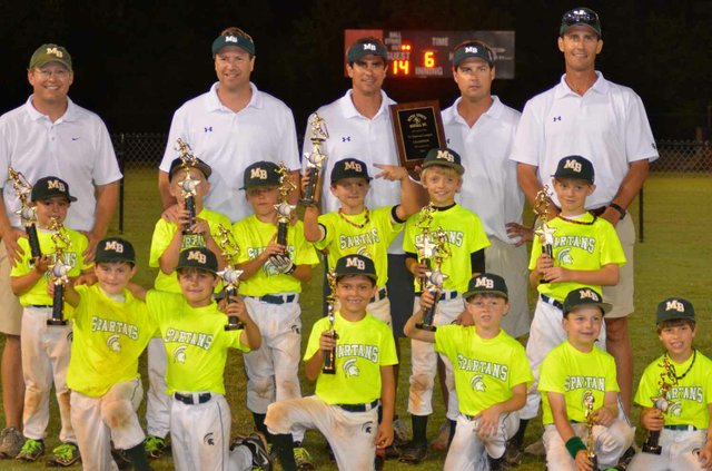 0812 7u national team wins metro tournament