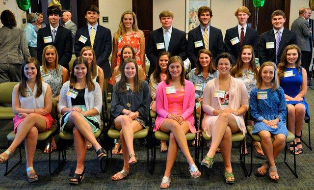 Leadership Mountain Brook 2015-16 Class